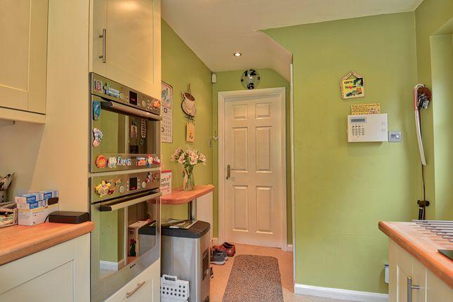 Kitchen of Burns Drive, Dronfield S18