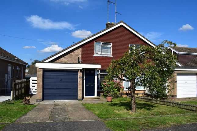 Thumbnail Semi-detached house to rent in Churchcroft, Roade