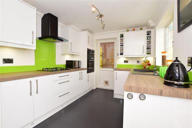 Thumbnail Semi-detached house for sale in Coburg Lane, Langdon Hills, Basildon, Essex
