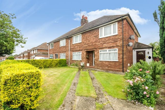 Thumbnail Maisonette to rent in Henry Road, Aylesbury