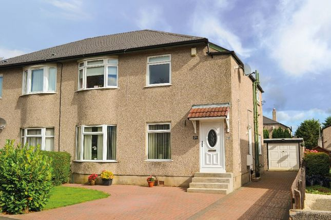 Thumbnail Flat for sale in Ashcroft Drive, Croftfoot, Glasgow