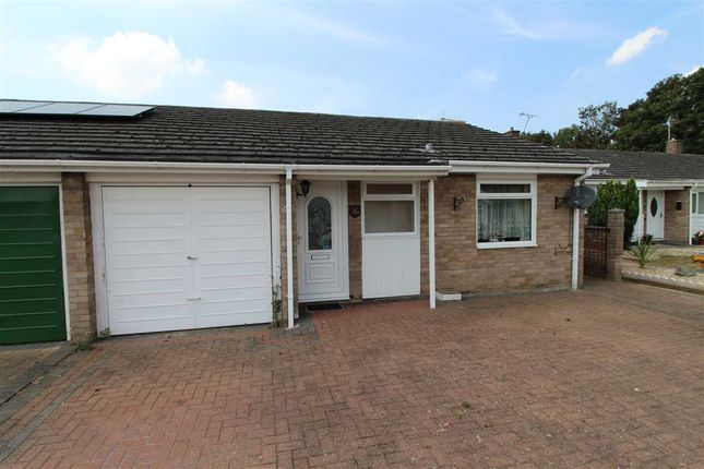 Thumbnail Bungalow for sale in Musk Close, Stanway, Colchester