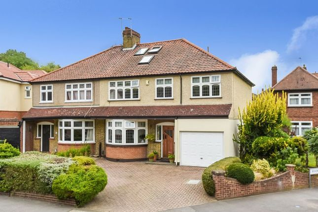 Thumbnail Semi-detached house for sale in Bridgen Road, Bexley