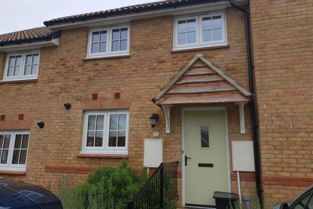 Thumbnail Terraced house for sale in Cherhill Way, Calne