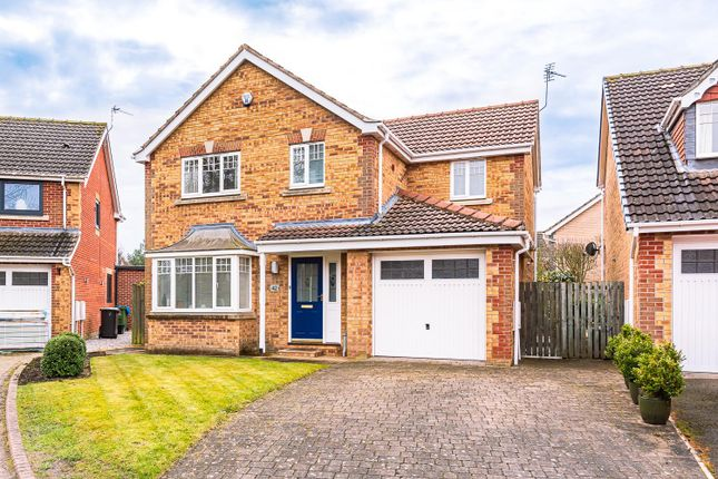 Thumbnail Detached house for sale in Goodwood Grove, Off Tadcaster Road, York