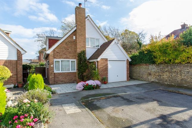 Thumbnail Detached house for sale in St Barnabas Close, Gillingham, Kent.