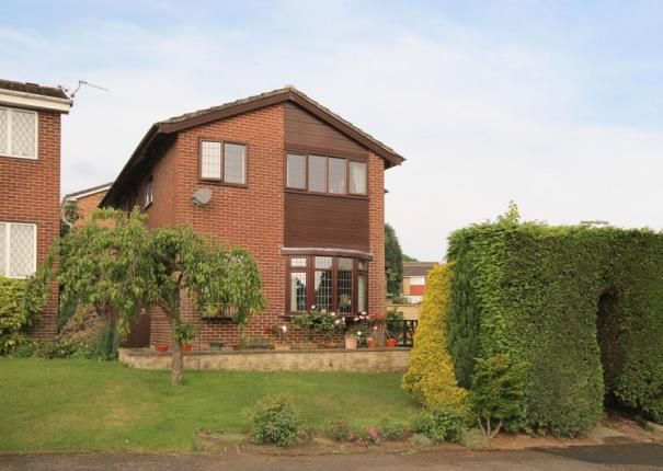 Thumbnail Detached house for sale in Allestree Drive, Dronfield Woodhouse, Dronfield, Derbyshire