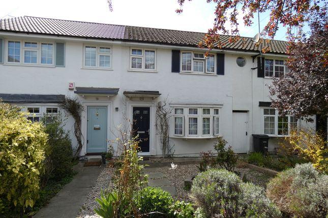 Thumbnail Terraced house for sale in Regency Close, Hampton