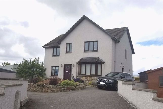Thumbnail Detached house for sale in Prospect View, Lossiemouth