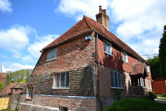 Thumbnail Detached house for sale in Henley Down, Catsfield, Battle, East Sussex