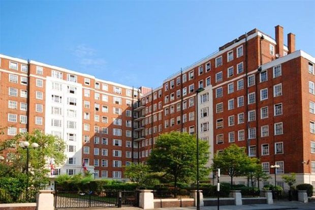 Thumbnail Property for sale in Edgware Road, London