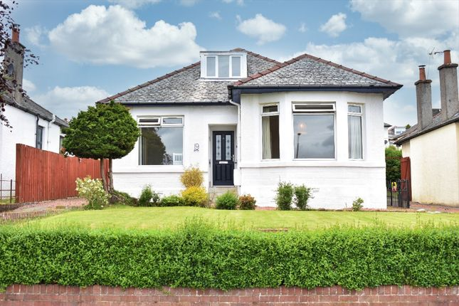 Thumbnail Detached bungalow for sale in Stamperland Gardens, Clarkston, Glasgow