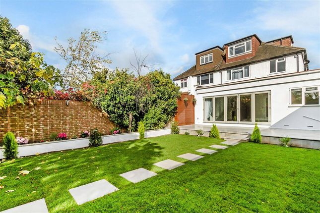 Thumbnail Semi-detached house to rent in Chamberlayne Road, Kensal Rise, London