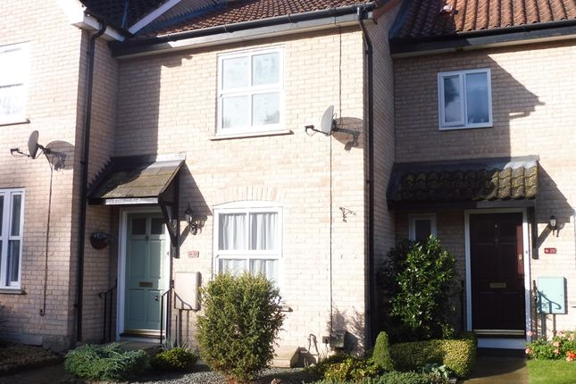 2 bed terraced house for sale in Rockingham Road, Bury St. Edmunds