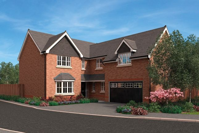 Thumbnail Detached house for sale in Newtown Road, Worcester