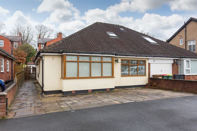 Thumbnail Bungalow for sale in Victoria Road, Preston