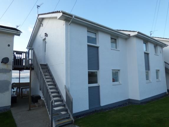 Thumbnail Flat for sale in Victoria Court, Station Road, Rhosneigr, Sir Ynys Mon
