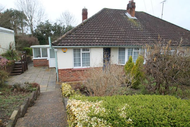 Thumbnail Bungalow to rent in Noel Rise, Burgess Hill