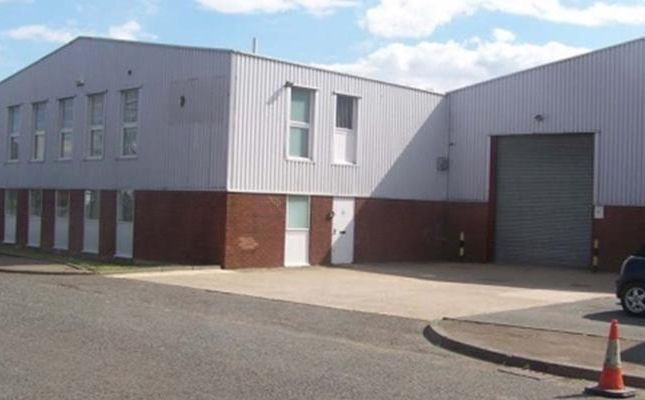 Light industrial to let in Units 2&3, Hunslet Trading Estate, Leeds
