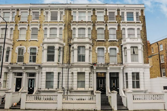 Thumbnail Flat for sale in Finborough Road, London