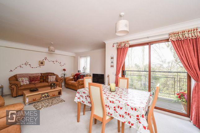 2 bed flat for sale in Millen Court, The Street, Horton Kirby, Dartford DA4