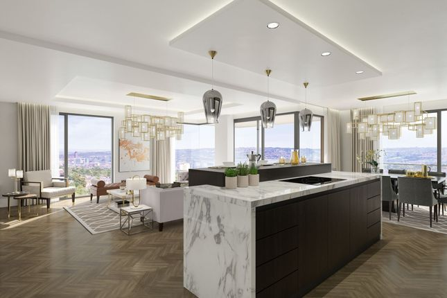 Thumbnail Flat for sale in Apartment 406 Hallam Towers, Ranmoor