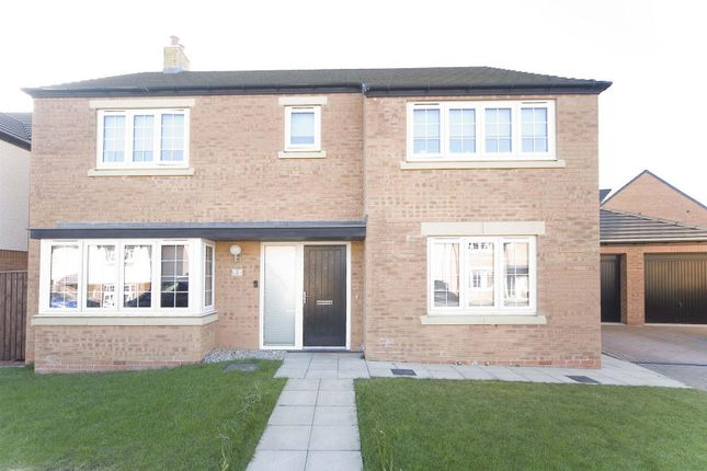Thumbnail Detached house for sale in Fontburn Close, Hartlepool