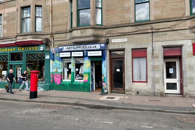 Thumbnail Retail premises to let in Perth Road, Dundee