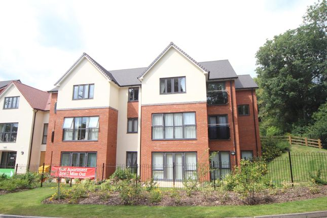 Thumbnail Flat for sale in Churchmead Court, Argents Mead, Hinckley
