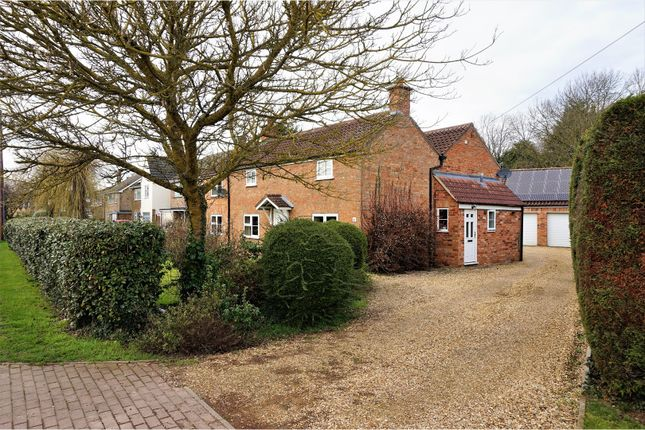 Thumbnail Detached house for sale in High Street, Maxey, Peterbrough