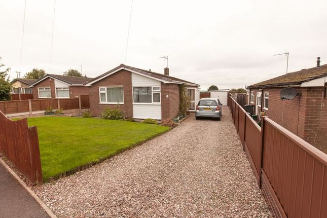 Thumbnail Bungalow for sale in Price Close, Loggerheads, Market Drayton