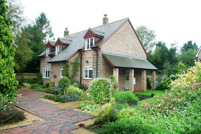 Thumbnail Detached house for sale in The Avenue, Worminghall, Aylesbury