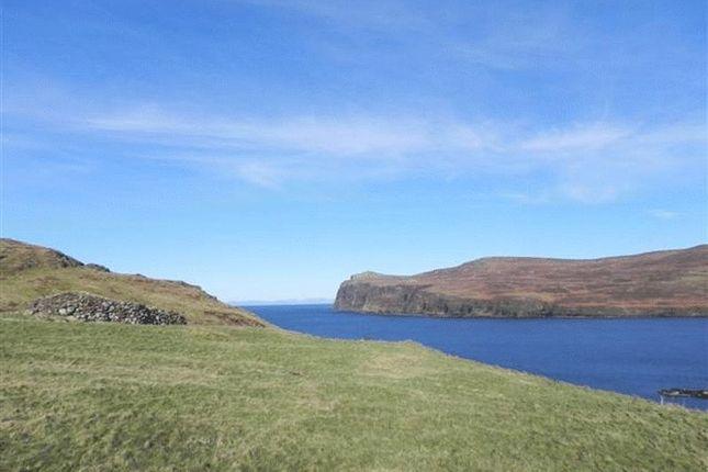 Thumbnail Land for sale in Lower Milovaig, Glendale, Isle Of Skye