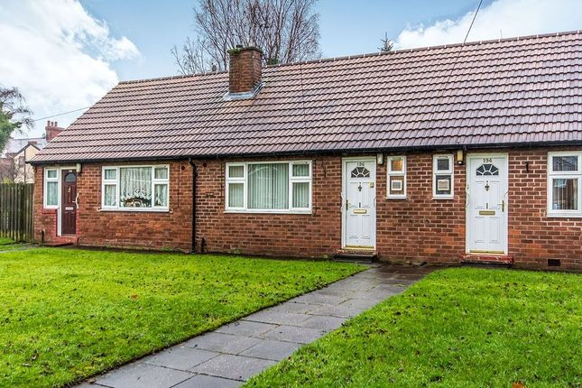 Thumbnail Bungalow for sale in Pendle Road, Denton, Manchester