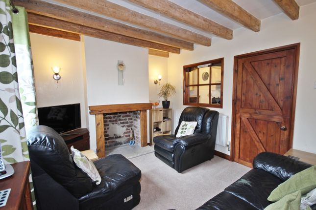 Thumbnail Terraced house for sale in Laceyfields Road, Heanor