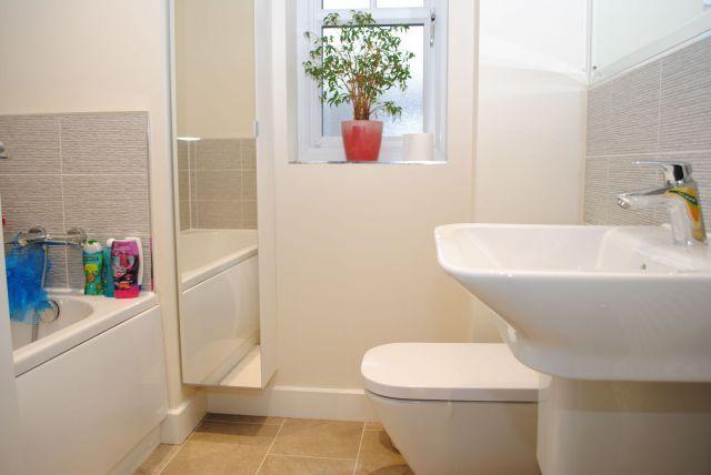 Bathroom of Glebe Road, Buckton Fields, Northampton NN2