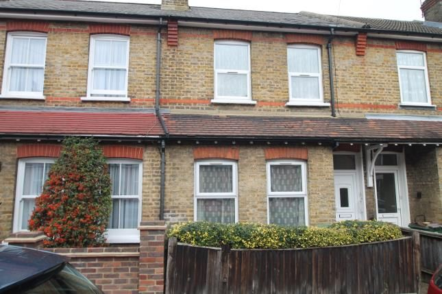 Thumbnail Terraced house for sale in Burgess Road, Sutton, Surrey