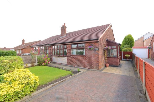 Thumbnail Bungalow for sale in Greengate Road, Denton, Manchester