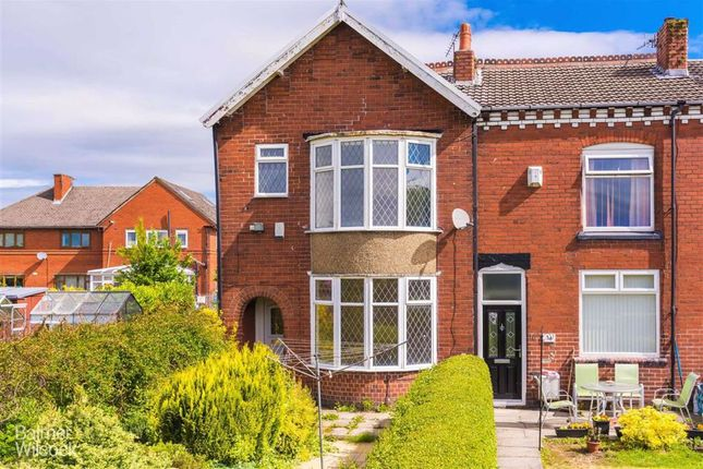Thumbnail End terrace house to rent in Hunts Bank, Westhoughton, Bolton
