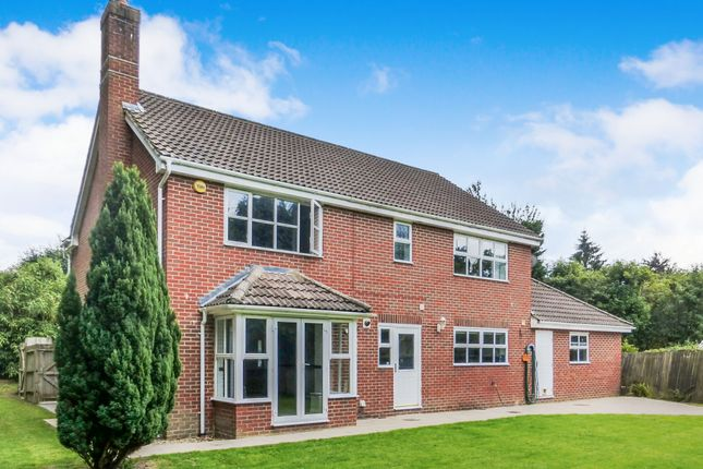 Thumbnail Detached house for sale in Abergavenny Gardens, Copthorne, Crawley