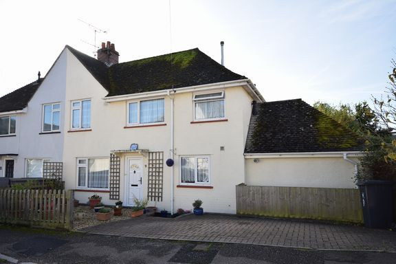 Thumbnail Semi-detached house for sale in Salters Meadow, Sidmouth