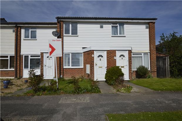Thumbnail Terraced house for sale in Tanyard Way, Horley