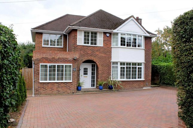 Thumbnail Detached house for sale in Gravel Hill Terrace, Hemel Hempstead