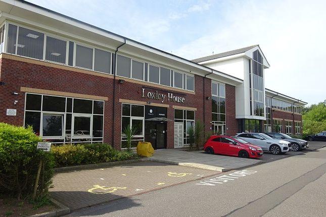 Office to let in First Floor, 2 Oakwood Court, Little Oak Drive, Sherwood Park, Nottingham