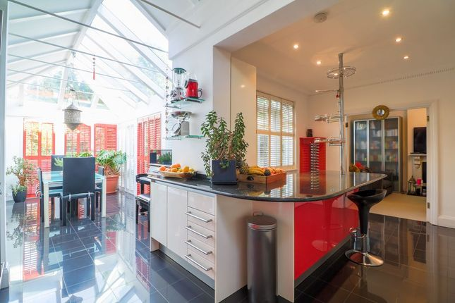 Thumbnail Detached house for sale in Highwood Grove, London