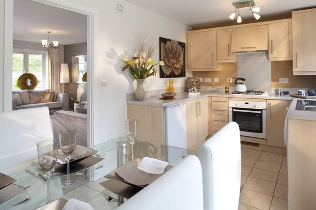 """Thumbnail End terrace house for sale in """"Palmerston"""" at Croft Drive, Moreton, Wirral"""