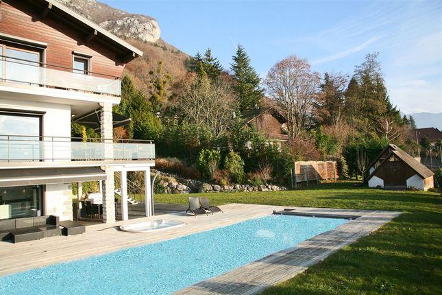 Thumbnail Property for sale in Veyrier Du Lac, Haute Savoie, France