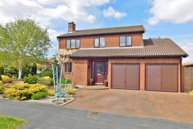 Thumbnail Detached house for sale in Canterbury Road, Stubbington, Fareham
