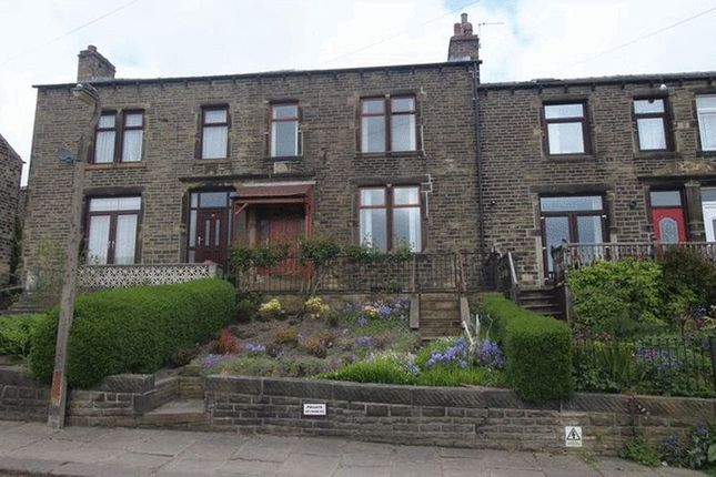 Thumbnail Terraced house for sale in Laurel Mount, Sowerby Bridge