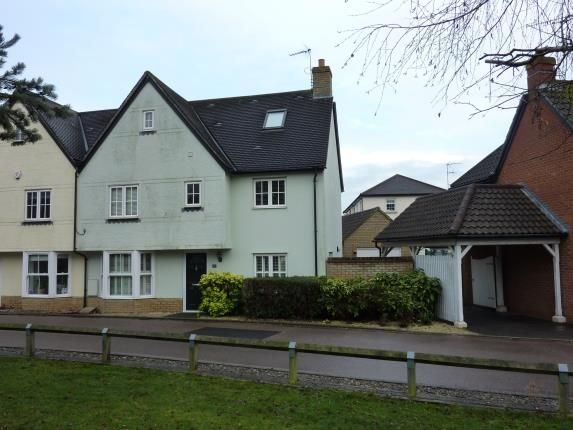 Thumbnail Semi-detached house for sale in Springfield, Chelmsford, Essex